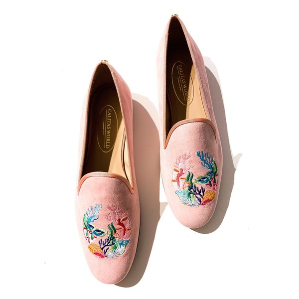 LOAFERS CORALS ANTE ROSA